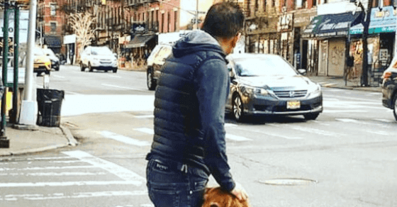 This dog is charming millions with her hugs