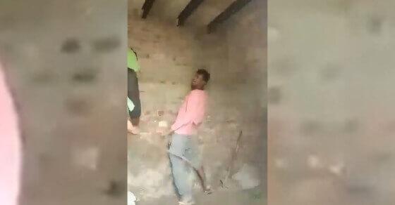 हरियाणा में अनुसूचित जाति के लड़के को नंगा करके पीटा, वीडियो वायरल
