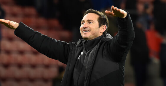 Frank Lampard closes in on Chelsea return