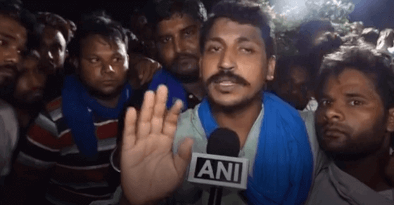 Bhim Army chief mounts first attack on Mayawati
