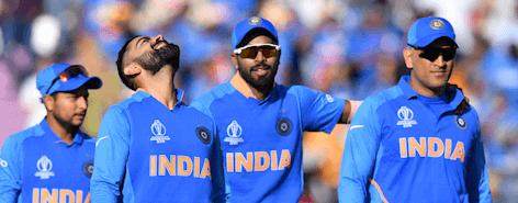 India dethrone England to become No.1 ODI team