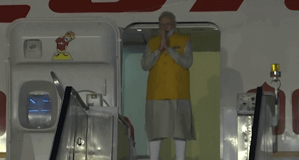 PM Modi leaves for G20, biggest multilateral event so far
