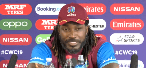 Chris Gayle not to retire after the World Cup