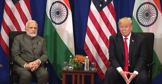 Trump's tariff tirade ahead of meet with PM Modi