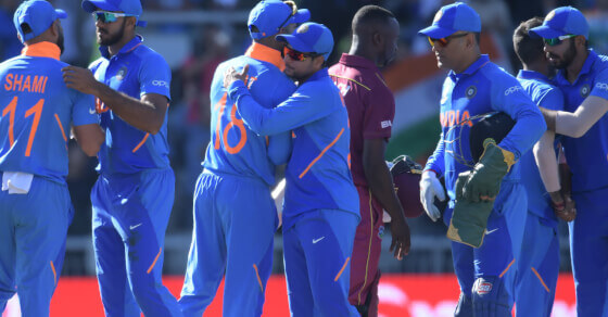 India confident with batting unit after Windies win