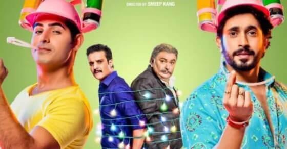 Rishi Kapoor back on the big screen with 'Jhootha Kahin Ka'