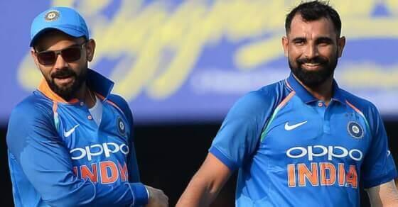 अरे रे रे ये क्या... इंग्लैंड तो भारतीय गेंदबाज़ों से 'डर' गया