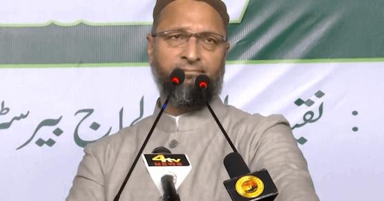 पहलू खान चार्जशीट: भड़के ओवैसी, कांग्रेस को बताया BJP की कॉपी