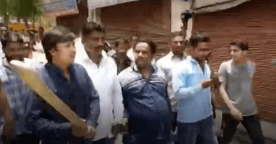 Akash Vijayvargiya gets bail, tweets 'Satyamev Jayate'