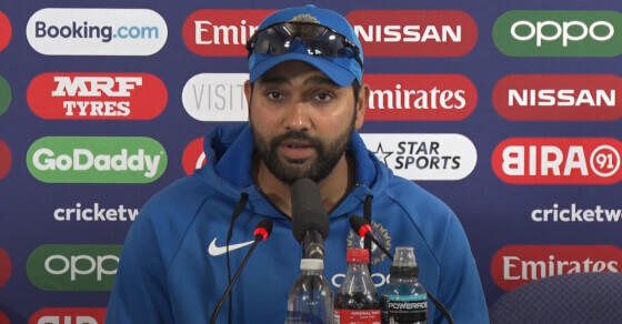 Talking points from India's press conference after Lanka win
