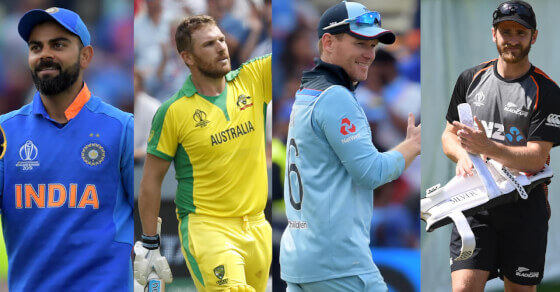 India to play New Zealand, Aussies face England in WC semis
