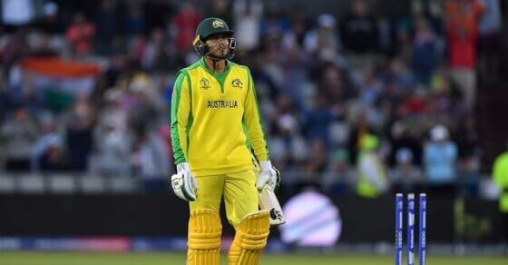 World Cup 2019: Khawaja ruled out of the World Cup