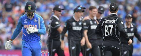 बल्लेबाज़ी फेल... टीम इंडिया फाइनल की पटरी से डिरेल