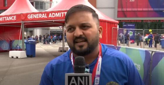 न्यूज़ीलैंड से हारकर भी टीम इंडिया के साथ खड़े हुए फैंस