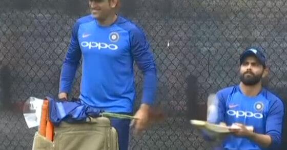 सेमीफाइनल में बेदम बल्लेबाजी के बीच, जडेजा ने दिखाया दम