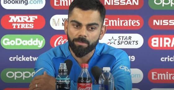 Virat: 45 mins of bad cricket knocked us out