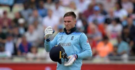 Jason Roy fined for breaching code of conduct, avoids suspension