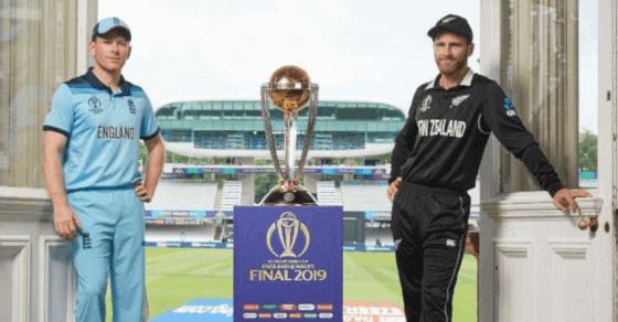 न्यूज़ीलैंड-इंग्लैंड में जीते कोई भी, मिलेगा नया चैंपियन