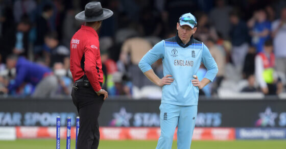 World Cup final: ICC defends umpire's overthrow call