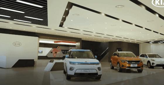 KIA मोटर्स पेश करेगी 'Made In India' कार, 8 अगस्त को लॉन्चिंग