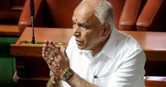 कर्नाटक में 'कमल' पर मुहर, फ्लोर टेस्ट में येदियुरप्पा पास
