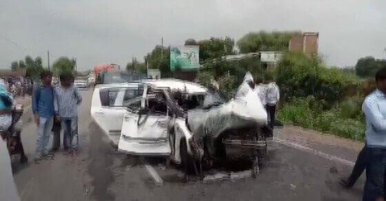 Unnao accident case to be handed over to CBI