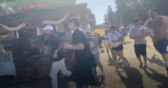 Shooting at California food fest, 3 killed