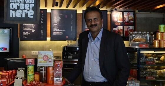 Cafe Coffee Day founder Siddhartha missing