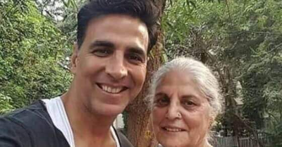 Akshay Kumar: spend time with your parents while you still can!