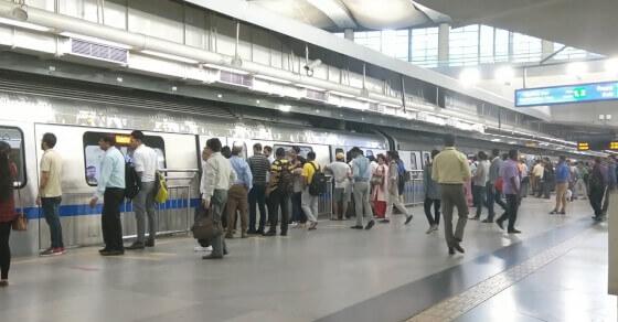 वाह... अब मेट्रो में 25 किलो तक का सामान ले जाने की मिली इजाजत