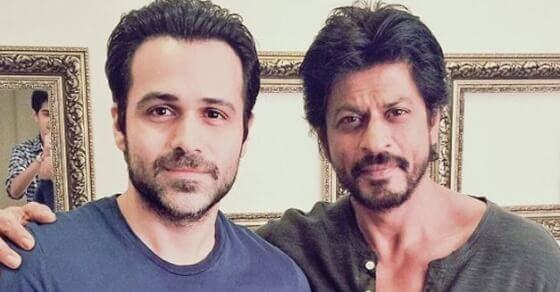 SRK to Emraan: Bard of Blood will help you remove the 'Kisser' tag