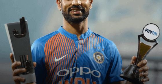 इंडिया A के लिए खेलेंगे शिखर धवन