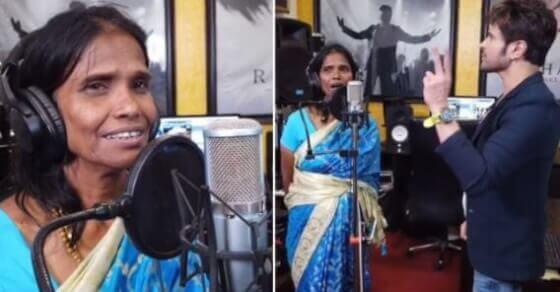 'तेरी मेरी कहानी' के बाद एक और गाना गाएंगी इंटरनेट सेंसेशन रानू मंंडल