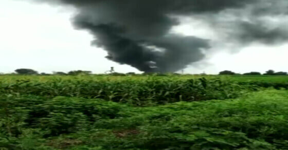 At least 12 workers dead in chemical factory fire in Dhule