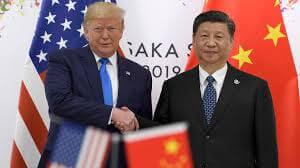 अमेरिका और चीन के बीच लंबे समय से चल रहे ट्रेड वार में दिखी नरमी