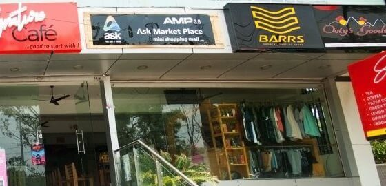 A one-of-a-kind shopping mall only in Coimbatore