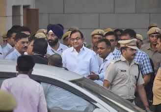 'I'm certain I never met Indrani': Chidambaram's defence in court