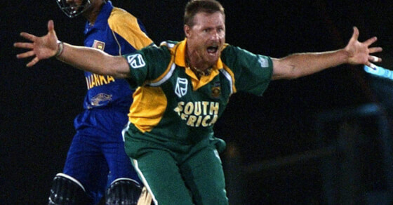 Lance Klusener appointed Afghanistan's cricket coach