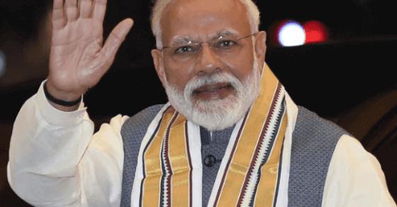 PM के 'मन की बात' में मेहमान बनीं लता , कहा- देश की तस्वीर बदली