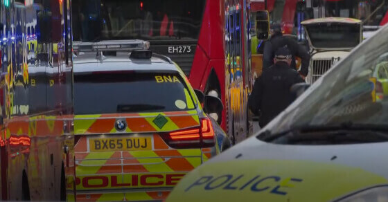 London knife attacker was a convicted terrorist