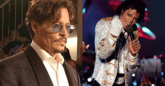 Johnny Depp to produce Michael Jackson musical