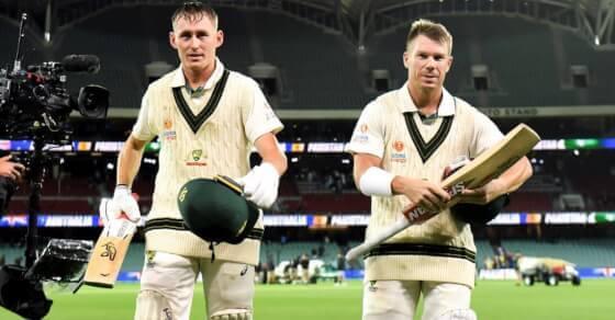Warner smashes career best 335* vs Pakistan