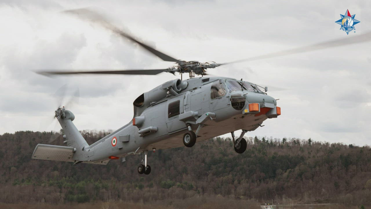 Indian Navy Getting MH-60R Seahawks