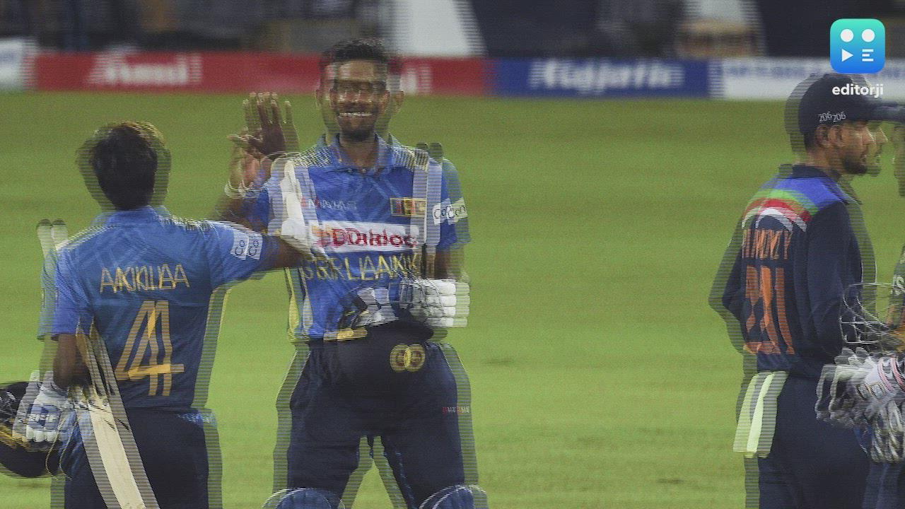 IND Vs SL: श्रीलंका ने टीम इंडिया को तीसरे ODI में दी 3 विकेट से मात