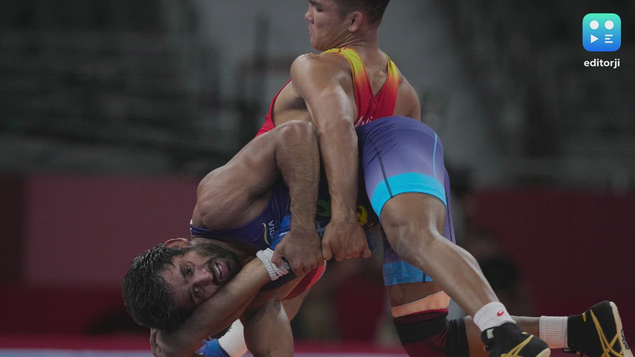 Tokyo Olympics 2020: India's biggest hope for Gold medal Bajrang Punia loses, to fight for bronze