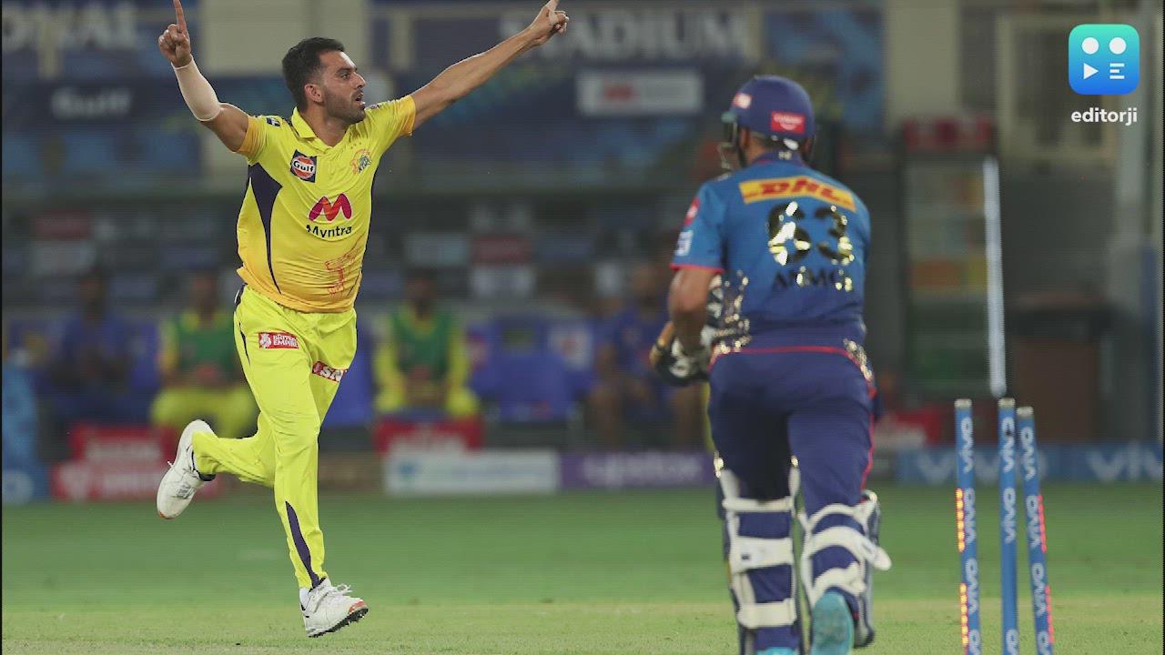 IPL 2021: CSK resume on a winning note, beat MI by 20 runs