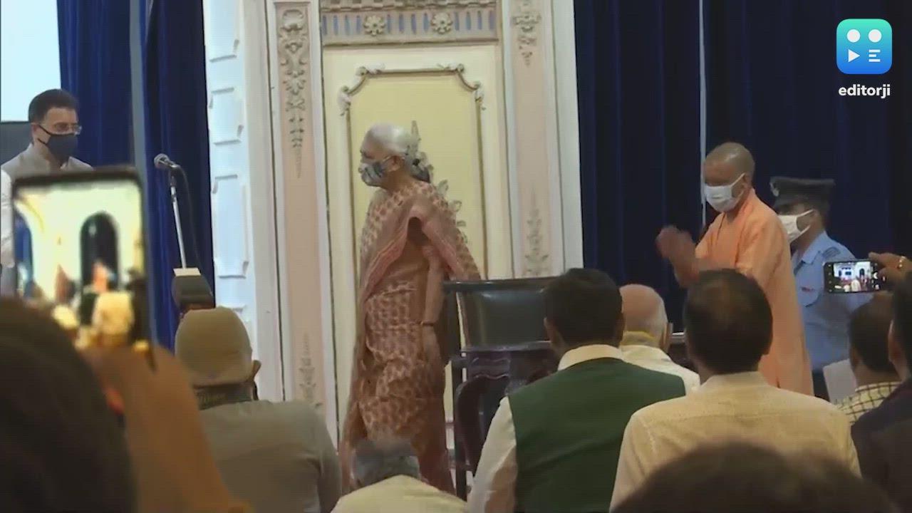 UP चुनाव से पहले जातीय समीकरण साधने की कोशिश!, 3 दलित और 3 OBC समेत 7 नए मंत्रियों ने ली शपथ