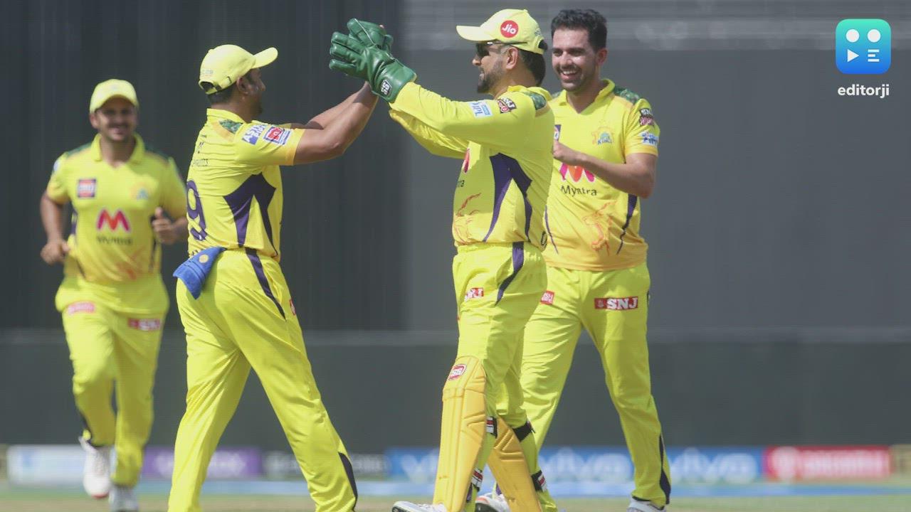 IPL 2021: Jadeja shines as CSK win a thriller vs KKR by 2 wickets