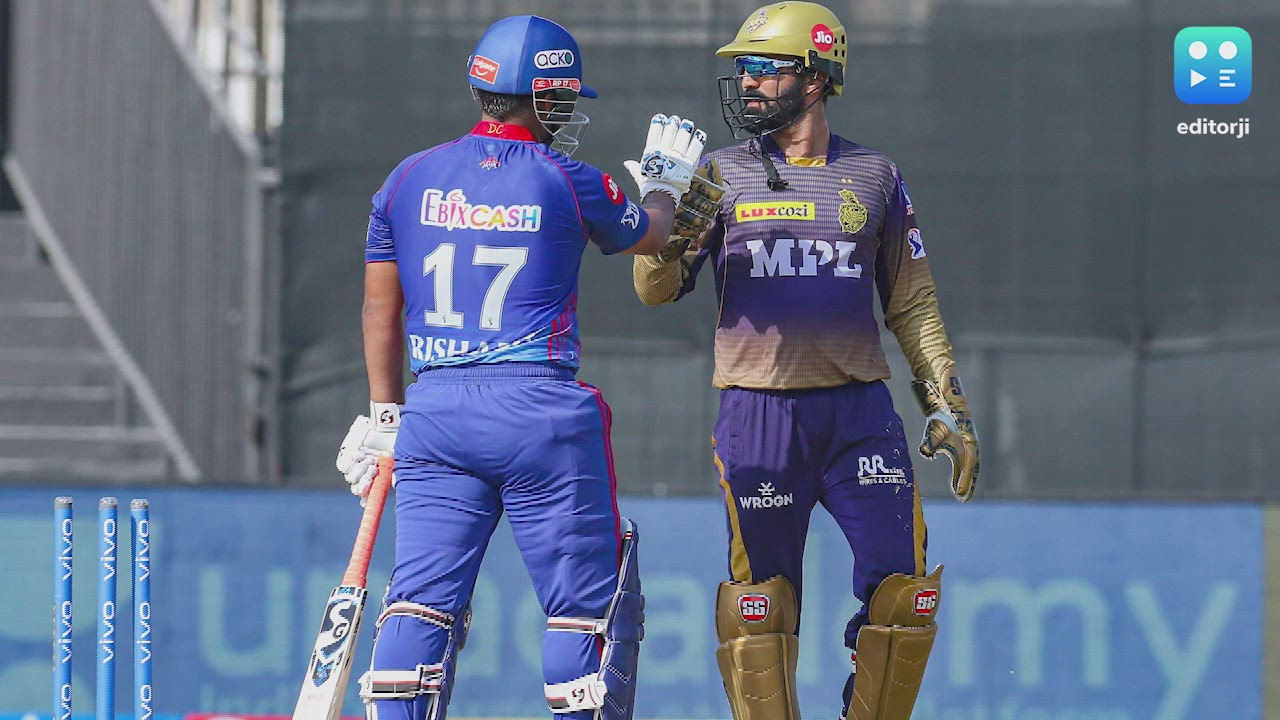 IPL 2021: Narine's all-round show helps KKR beat DC by 3 wickets