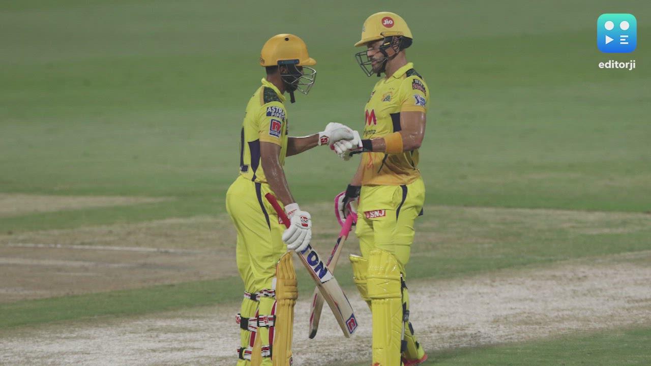 IPL 2021: CSK confirm a playoffs berth, beat SRH by 6 wickets